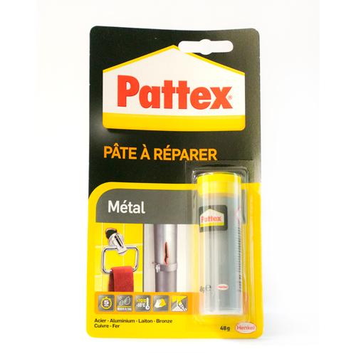 Buy Pattex Pate Reparer Metal 48g Archemics Shop In Mauritius